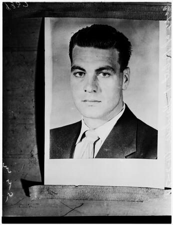 Cop light shooter, 1951
