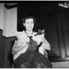 National Cat Week, 1951