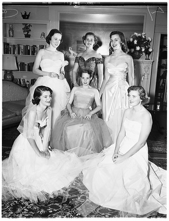 Las Madrinas Ball, 1951