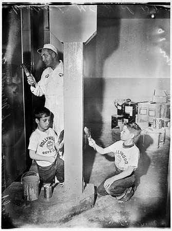Hollywood's Boys Club, 1951.