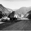 Piru Gorge Road, 1951
