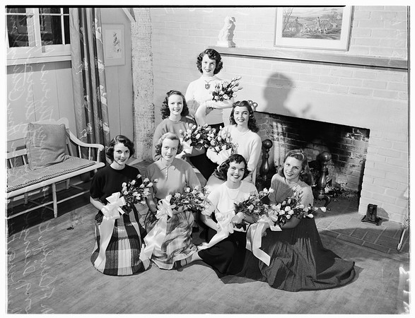 Rose Princesses, 1951
