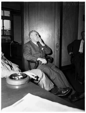Visitor, 1951