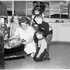 Thanksgiving... Day Nursery turkey dinner, 1951