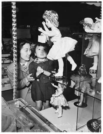 Christmas value days, 1951