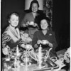 Catholic Women's Club Tea, 1951