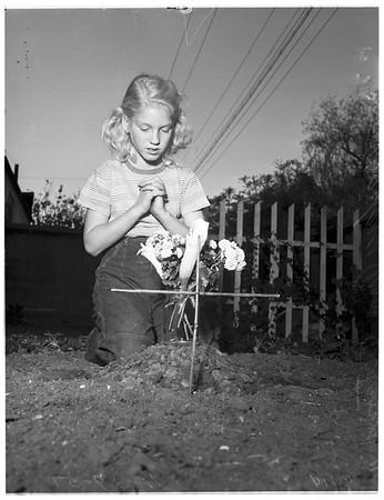 Prayer for New Cat, 1951.