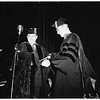 Kefauver gets Doctor of Laws at Pepperdine College, 1951