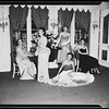 Society ...Women's Auxiliary County Medical Association for Poinsettia Ball, 1951