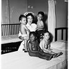 Babies at Georgia Street Hospital, 1951