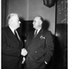 New County Marshall, 1951