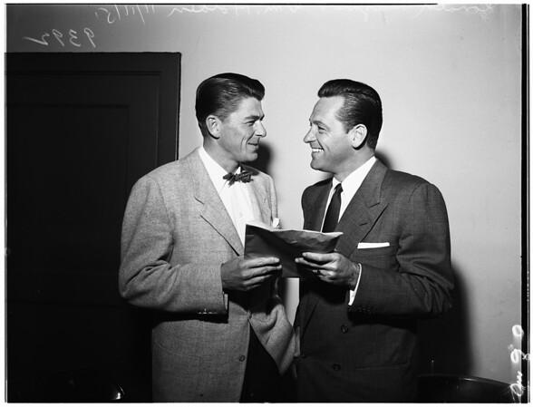 Motion pictures... Screen Actors' Guild, 1951