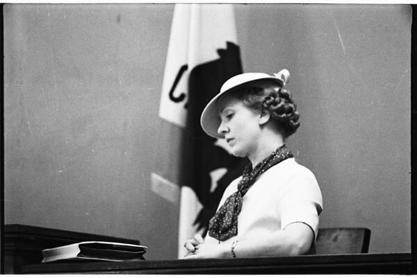 Mary Miles Minter, 1936