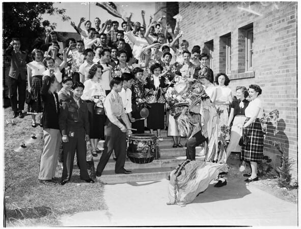 China's Independence Day (under Sun Yat Sen), 1951
