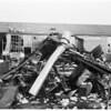 Douglas Plant Explosion (4900 Cecelia Street, Bell), 1951