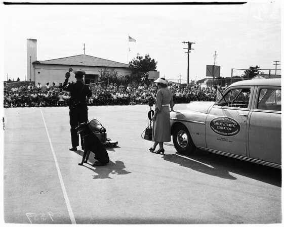 School safety, 1951