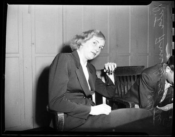 Marijuana and Vice, 1951