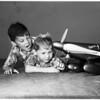Model planes, 1951