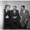 Transit hearing, 1951
