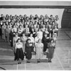 "Tournament of Roses ...Pasadena ...Seventy-Five Girl Contestants for ""Queen"", 1951"