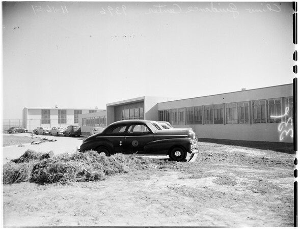 Chino Guidance Center... a $3,500,000 structure, 1951