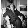 Interview, Ambassador Hotel, 1951