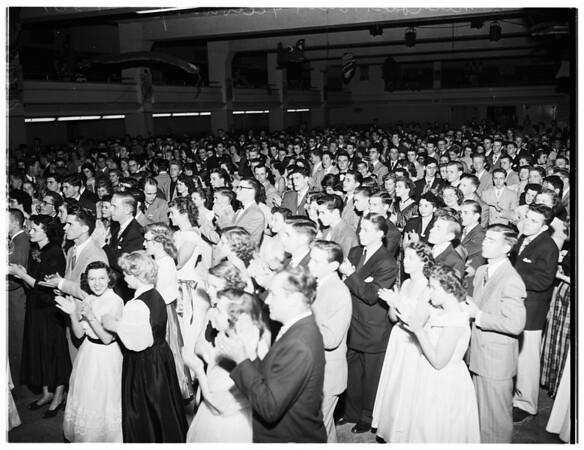 Methodist Youth Fellowship, 1951