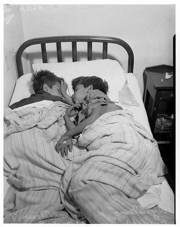Tijuana Fire, 1951