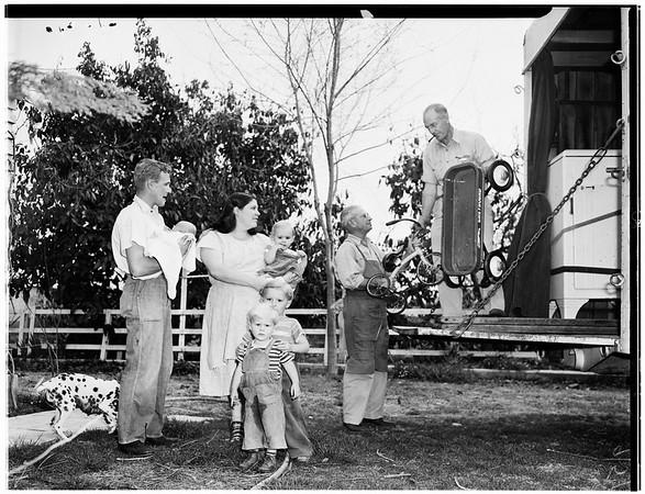 Eviction, 1952