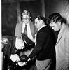Bookie arrests (Long Beach), 1952