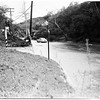 Fllintridge flood damage, 1952