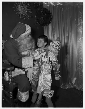 Santa Claus Downtown, 1951