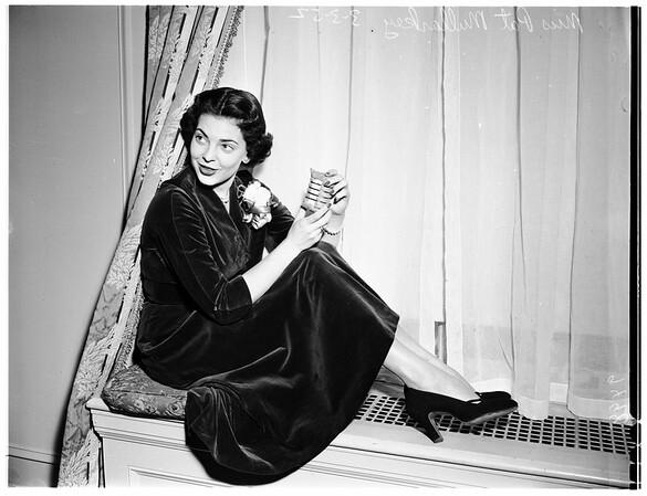 1952 Maid of Cotton, 1952
