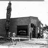 Gas line break (Pueblo Avenue and North Huntington Drive), 1952.
