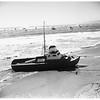 Santa Monica high winds (beach), 1952