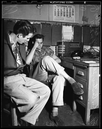 Narcotics Arrests, 1951