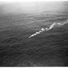 Plane crash (off Santa Catalina Island), 1952.
