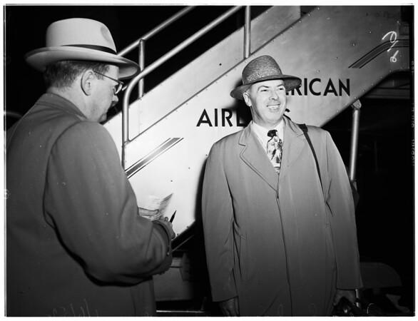 Airport, 1952