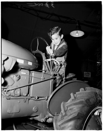 Orange show sidelights, 1952