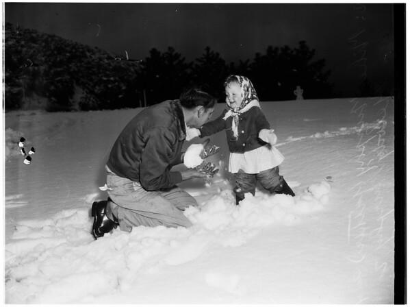 Angelus Crest snow, 1952
