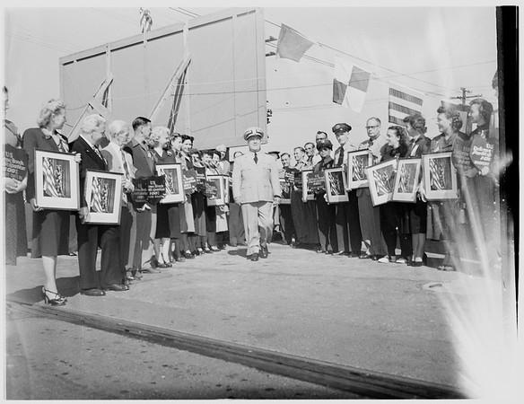 """Duffy Day"", 1951"