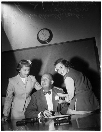 Proclamation, 1951