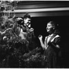 Christmas for Former War Orphan, 1951