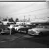Vandalism, Alhambra Car Wreckers, 1200 West Main Street ...Joe Browning Buick Company, 1951