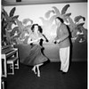 Dancing Teachers ...Hollywood Roosevelt Hotel, 1952