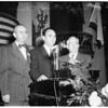 Interview ... Biltmore Hotel, 1951