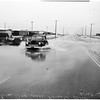 Harbor area flood pictures, 1951