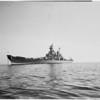 USS Iowa Out of Mothballs, 1951