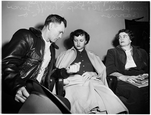 Campbell juvenile hearing, 1952