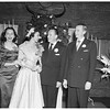 Milliron wedding, 1952